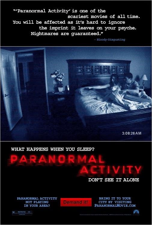 Hiện Tượng Siêu Linh - Paranormal Activity - 2007