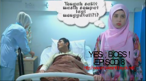 Tonton Yes Boss 2014 Full Episod 8
