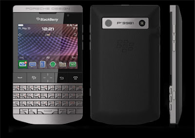 6 Fitur Unggulan dan Spesifikasi BlackBerry Porsche Design Smartphone P'9981