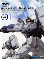 Gundam 08th MS