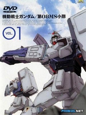 Gundam 08th MS-Gundam 08th MS