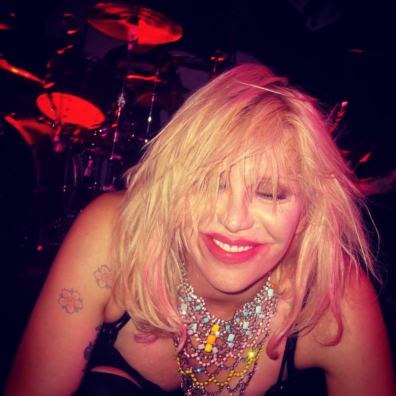 Courtney Love 2013 Live In Asbury