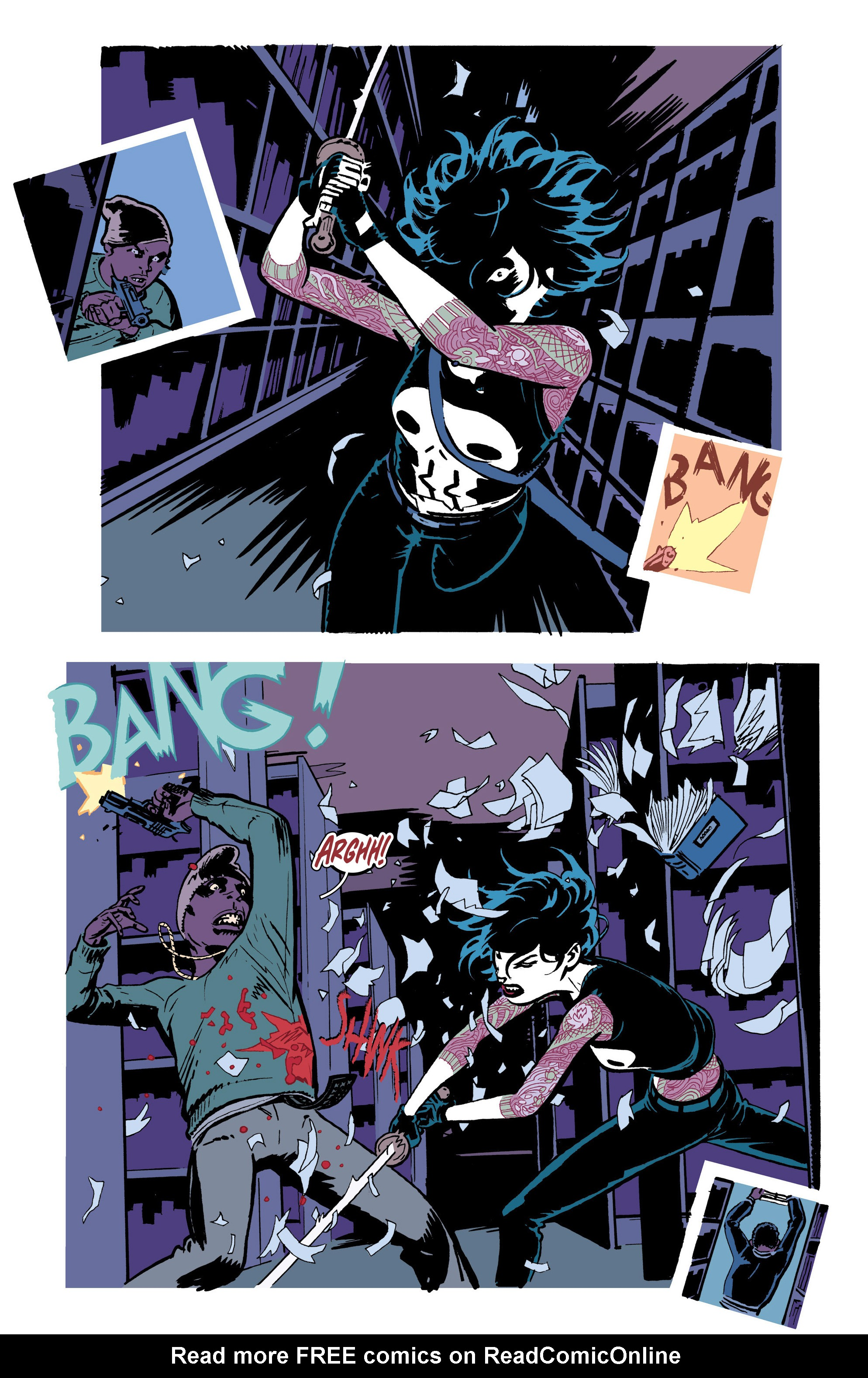 Read online Deadly Class comic -  Issue #18 - 16