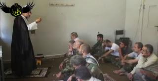 Pasukan Iran Persia Majusi di Suriah Bantai Islam