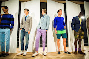 J.Crew posted two images of their Spring 2013 Presentation for Fashion Week .