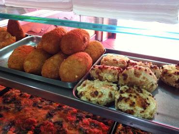 Italian Special Snack: Mixed Fried