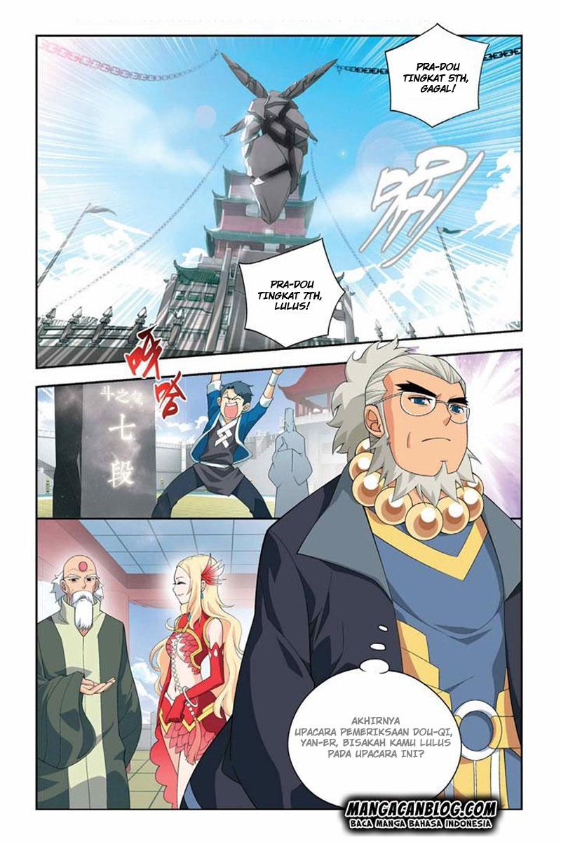 Battle Through Heaven Chapter 10-3