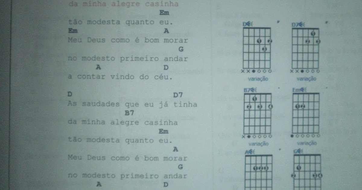 Msica Guitarra E Partituras