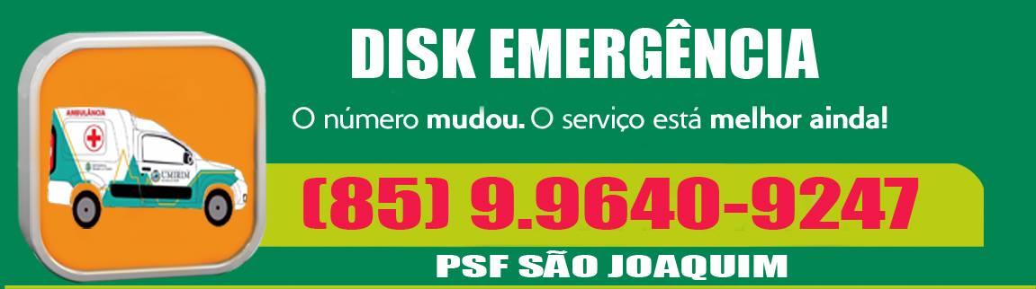 PSF São Joaquim