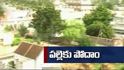 Palle Pragathi starts in Kaudipalli