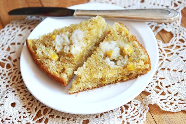 Recipe: Gluten Free Cornbread