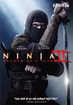 Ninja: Shadow Of A Tear 2013 poster