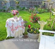 "2013 Review for ""Friends Sharing Tea"" and ""Tea In The Garden"""