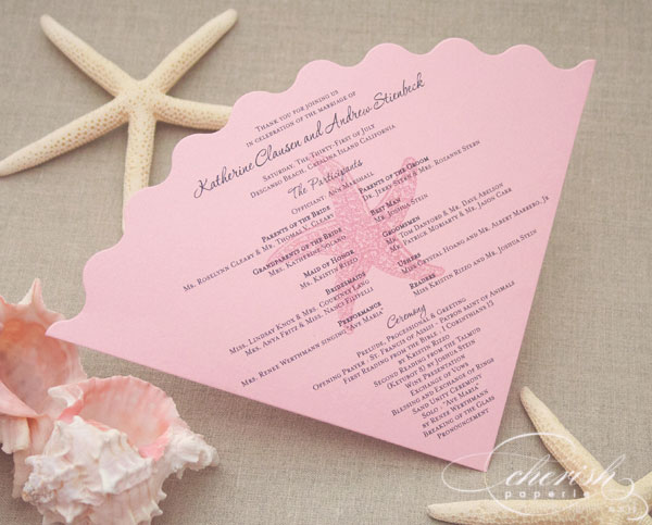 Wedding Programs Ideas and Information
