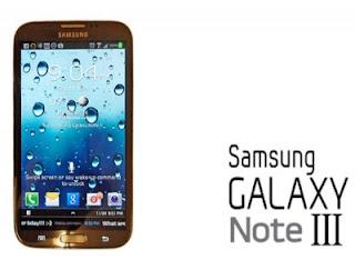 Samsung Galaxy Note III Hadir Dengan Layar 5,9 Inchi
