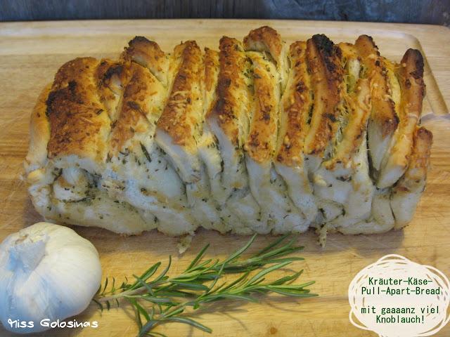 Pull apart bread, Knoblauchbrot