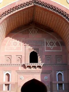 Индия. Агра. Форт