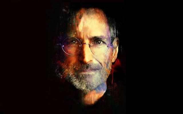 Steve Jobs Paiting