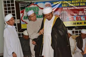 Pengerusi MUAS - Sheikh Aminuddin Abd Rahim