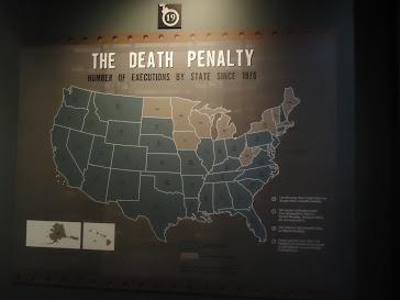 La pena de muerte.