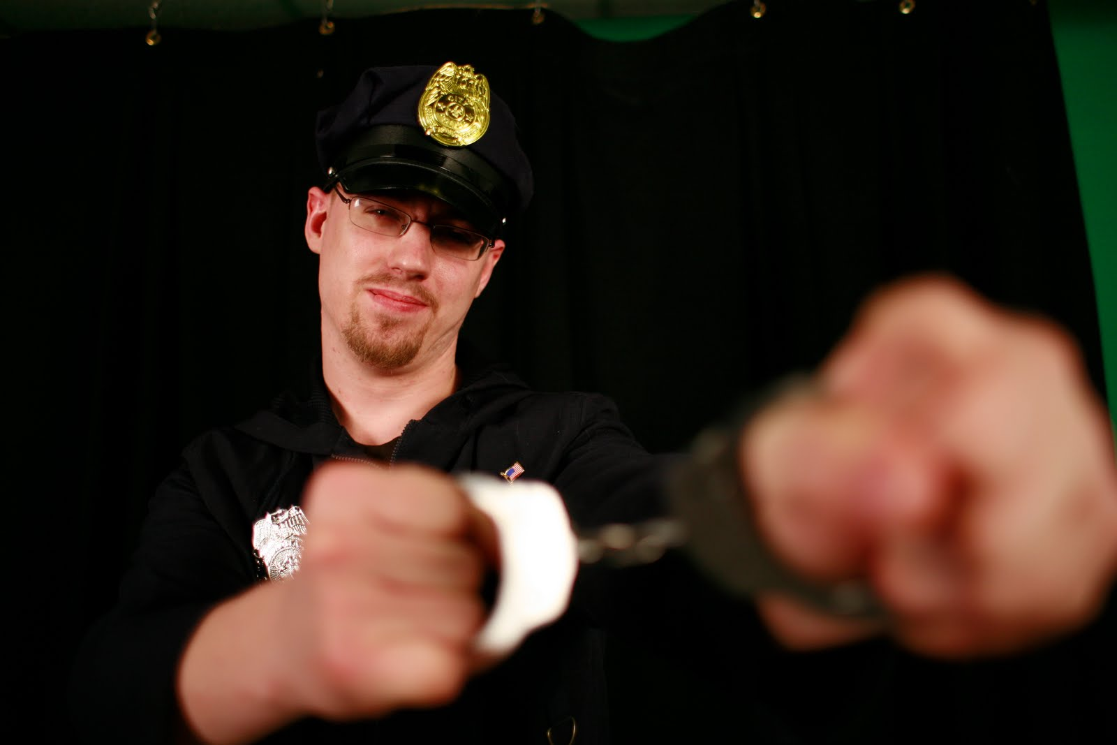 Officer Dave Lives by the Code of His Hero, Barney Fife