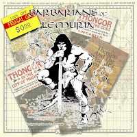 Free GM Resource: Barbarians of Lemuria
