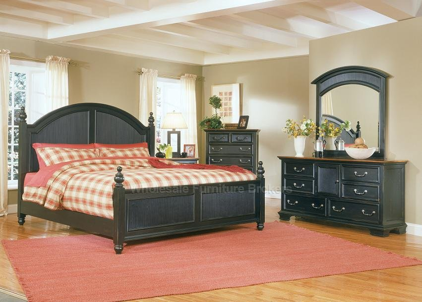 Black bedroom furniture furniture - Decorating bedroom furniture ...