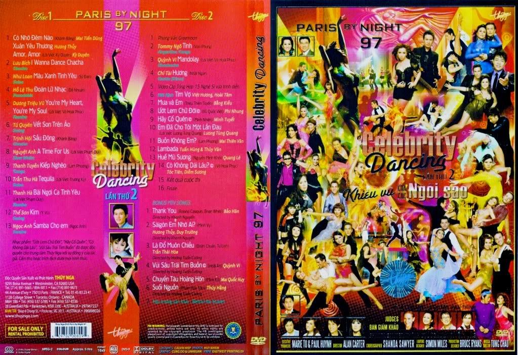 Paris By Night 97 - Celebrity Dancing 2 (Full Program ...
