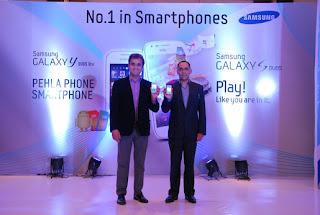 Samsung - Ponsel paling Laris Di Amerika