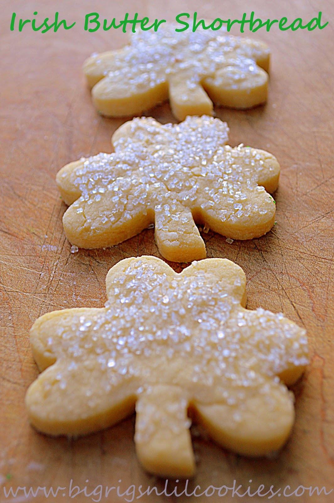 after much searching i learned about irish shortbread butter cookies