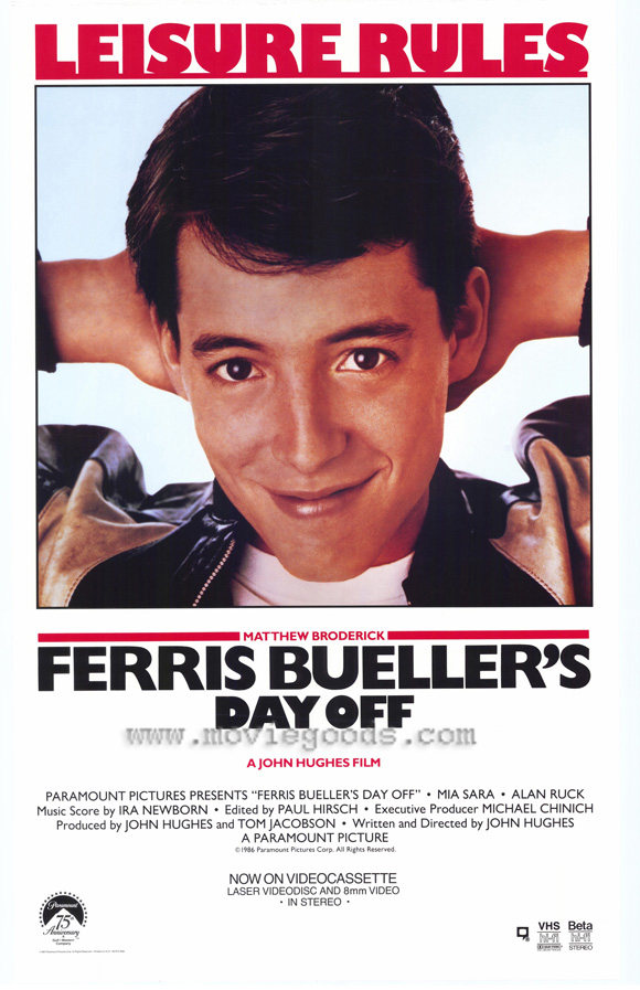 Ferris Bueller's Day Off: