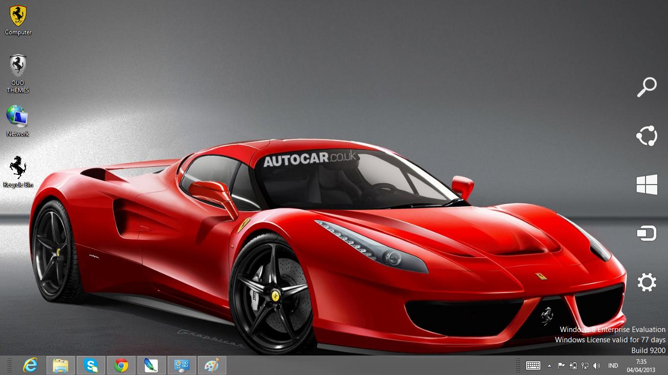 Ferrari enzo f70 theme for windows 7 and 8 13 july 2013 ferrari enzo f70 theme for windows 7 and 8 vanachro Choice Image