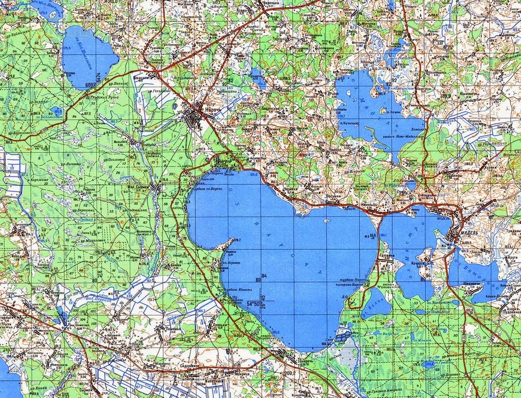 Нацыянальны парк брасла45eскія азёры