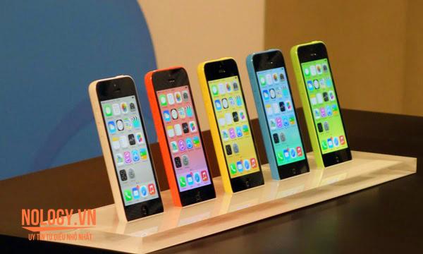 Rầm rộ bán Iphone 5c lock Nhật.Có nên mua?
