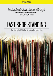 Last Shop Standing: The Rise, Fall and Rebirth of the Independent Record Shop - DVD Review (Blue Hippo Media)
