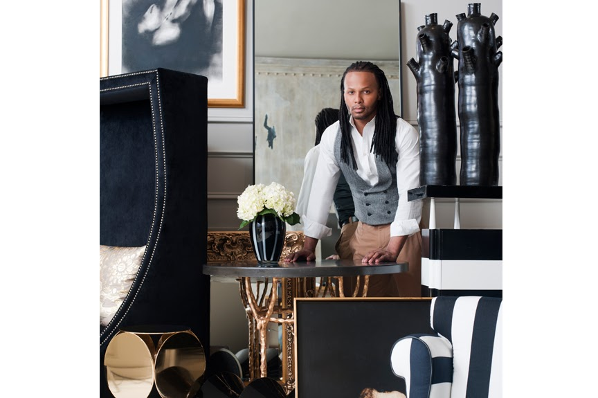 Le rapport minoritaire the top 20 african american for African american interior decorators