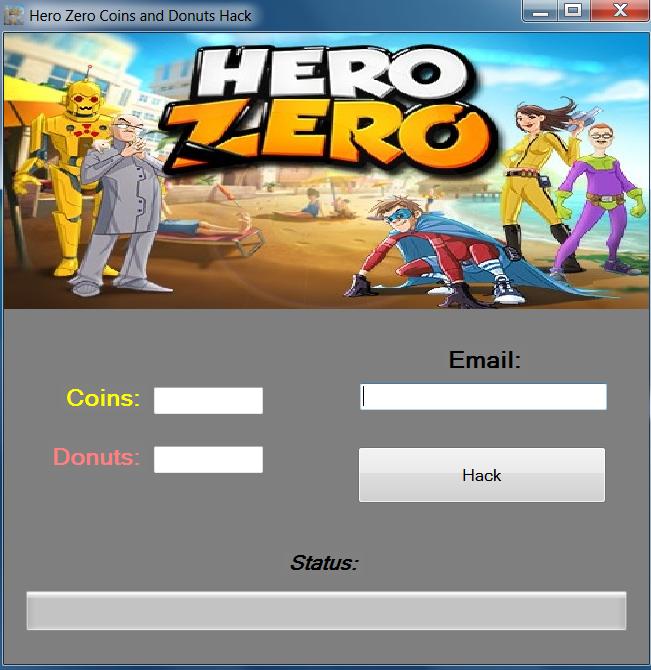 hero zero hack