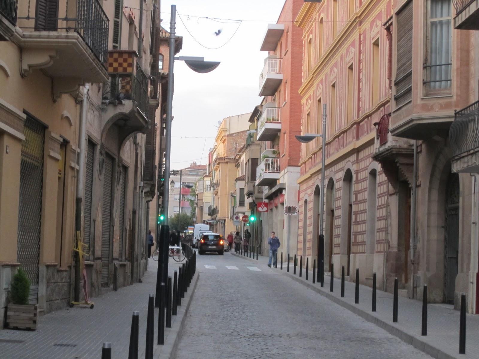 Calles de la garriga la calle banys - Casa la garriga ...