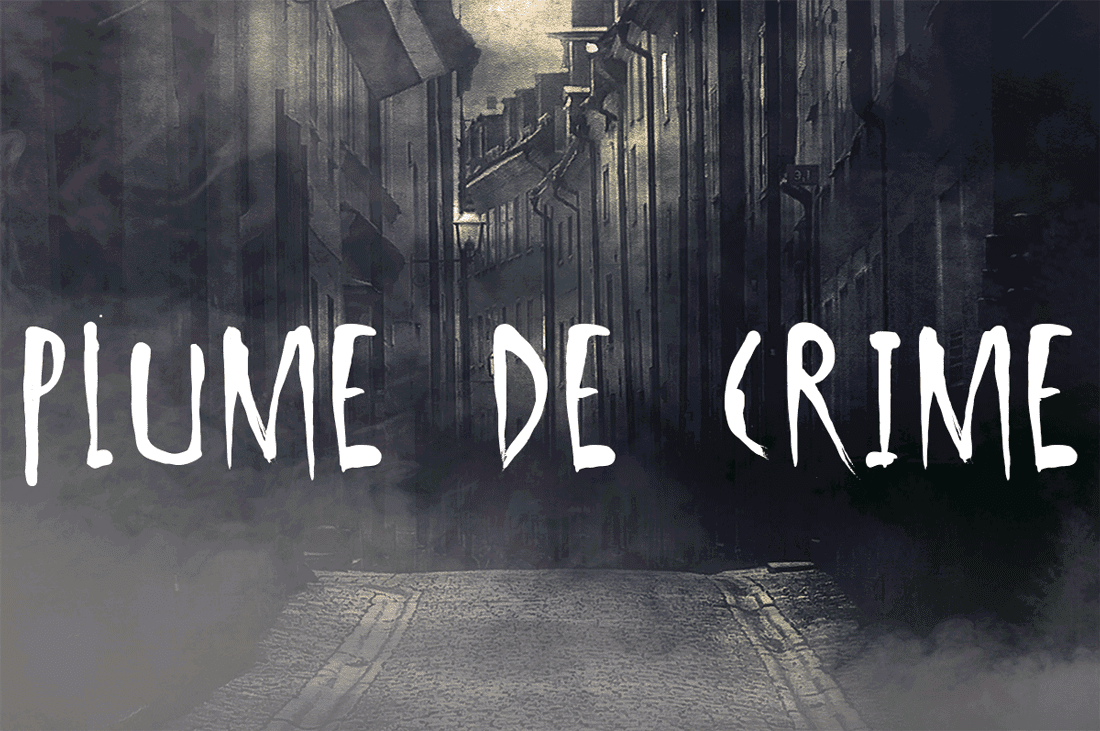 Plume de crime