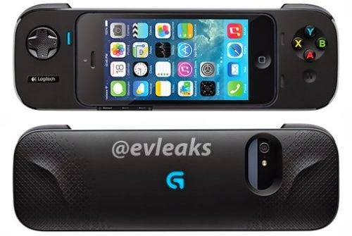 Svelate le immagini di un Gamepad compatibili con gli iPhone e il sistema operativo iOS 7.0