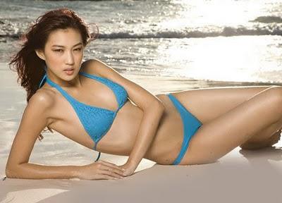 Model Gu Chen