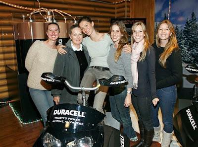 Gisele Bundchen has 5 sisters