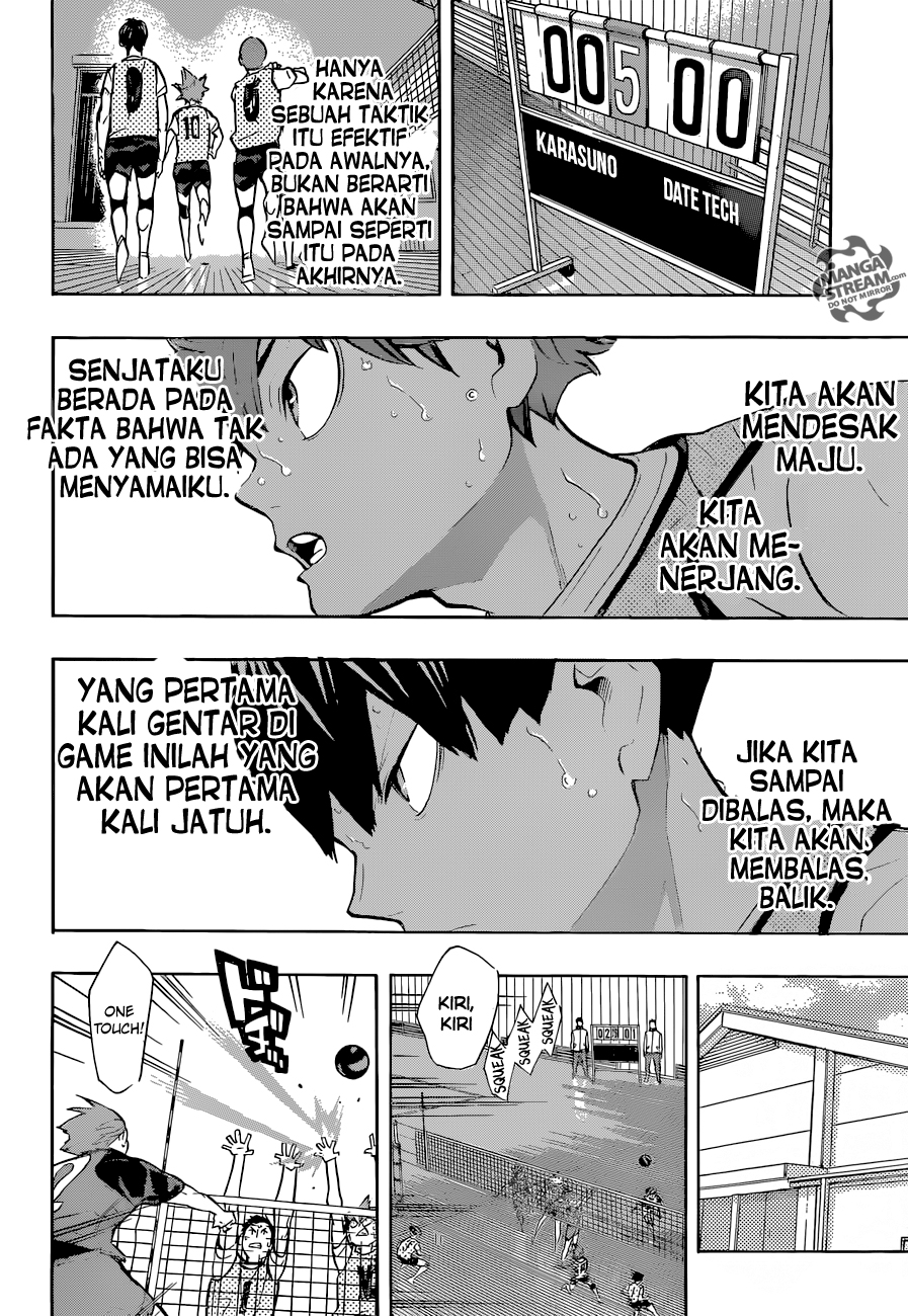 Haikyuu!! Chapter 226-10