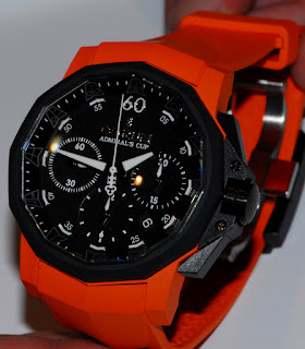 Montre Corum Admiral's Cup Challenger 44 Chrono Rubber