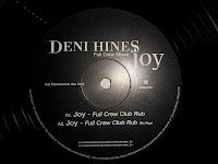 Deni Hines – Joy (Promo VLS) (1998)
