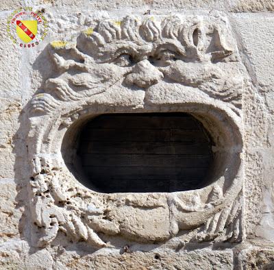 VOID-VACON (55) - Le château -Tour de l'Audience - Cannonière renaissance