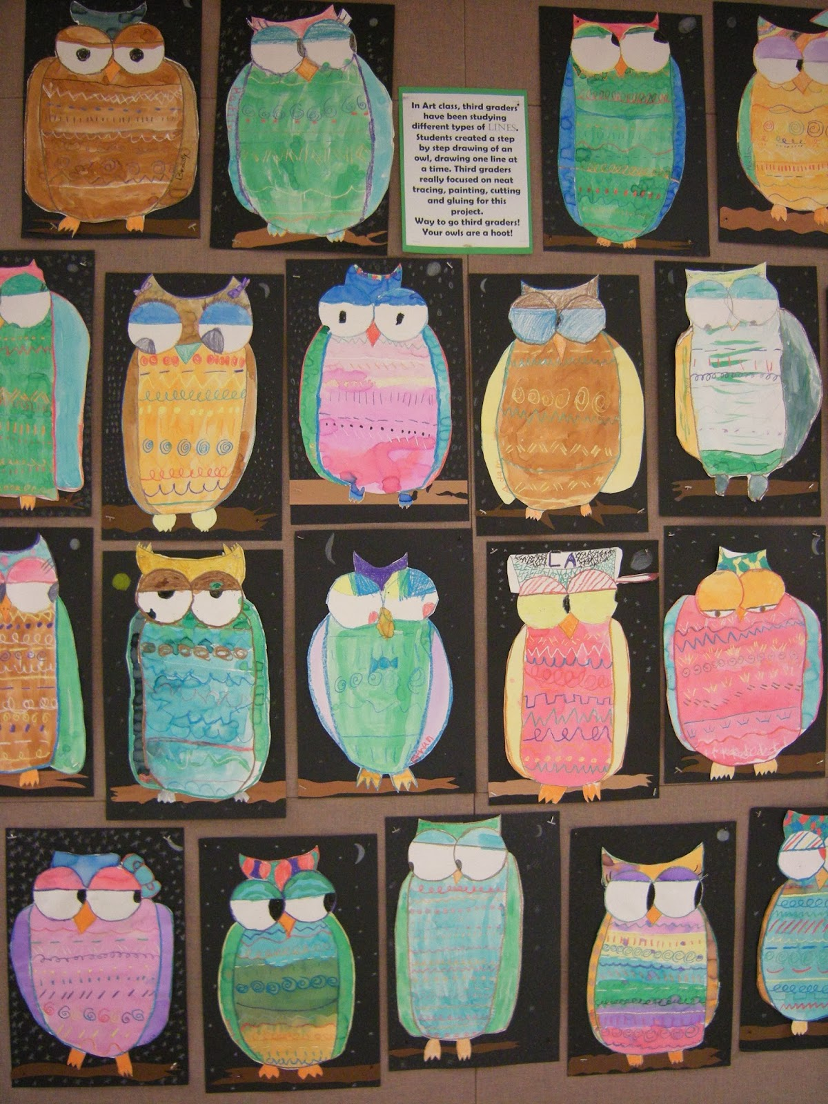 artolazzi line owls