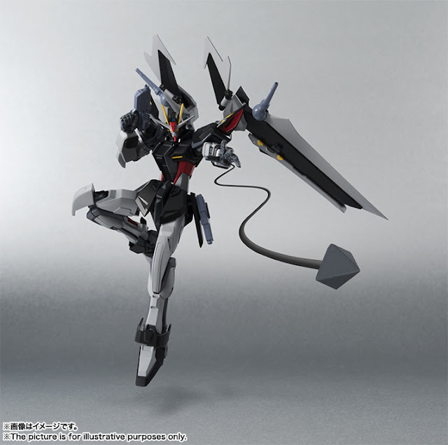 Robot Damashii Strike Noir Gundam Limited Edition