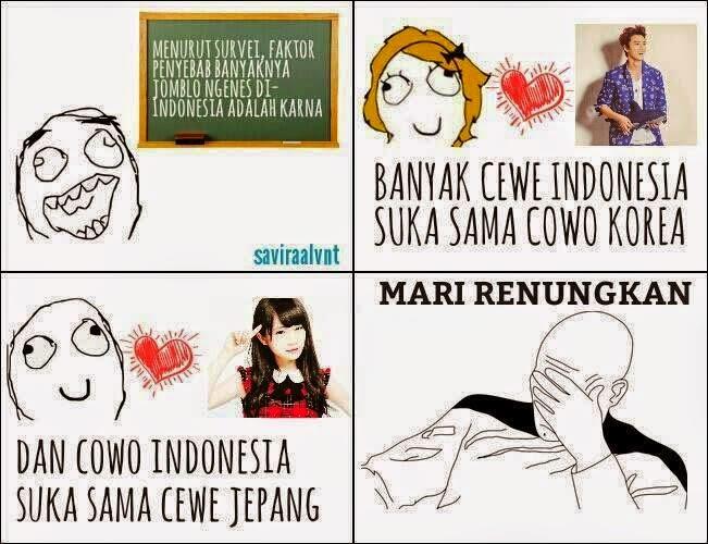 kumpulan gambar meme indonesia lucu