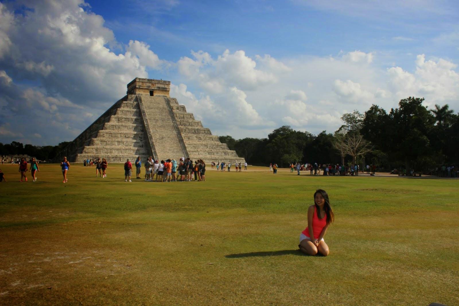 Mayan Ruins Vacation